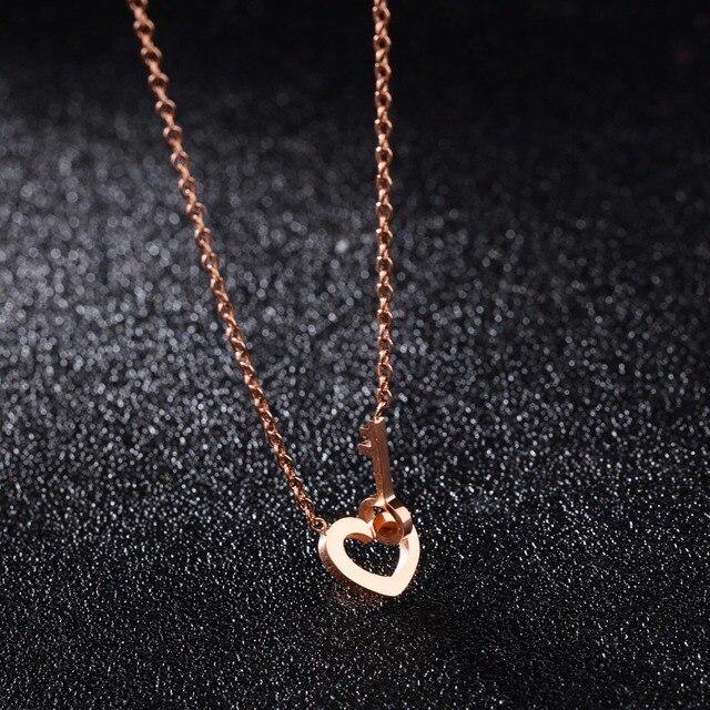 Aliexpresscom Buy 2017 Girls Best Jewelry Rose Gold Color