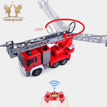 Spray Fire Toy Car Engines Rescue Truck Strengthen Children Awareness Best for Your Boys