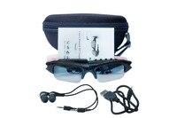HD 720P Smart Sunglasses Camera Eyewear Music Glasses Support TF Card Video Recorder DVR DV MP3