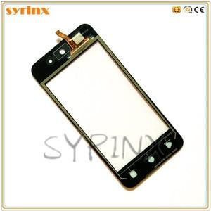 Сенсорный экран SYRINX, 3 м, сенсорный экран 4,5 дюйма, дигитайзер, стеклянная панель, внешний объектив, сенсорная панель для DEXP Ixion M340, тачпад