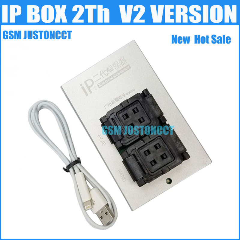 IPBox IP 2th Generation Remove For IPad ICloud IMEI NAND PCIE 2in1 High Speed Programmer For IPhone7 /7p/6s/6p/5s/5c/5/ IPadIPBox IP 2th Generation Remove For IPad ICloud IMEI NAND PCIE 2in1 High Speed Programmer For IPhone7 /7p/6s/6p/5s/5c/5/ IPad
