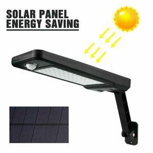 Image 2 - 60LED 1000LM Solar Dimmable Wall Light PIR Motion Sensor Garden Outdoor Lamp