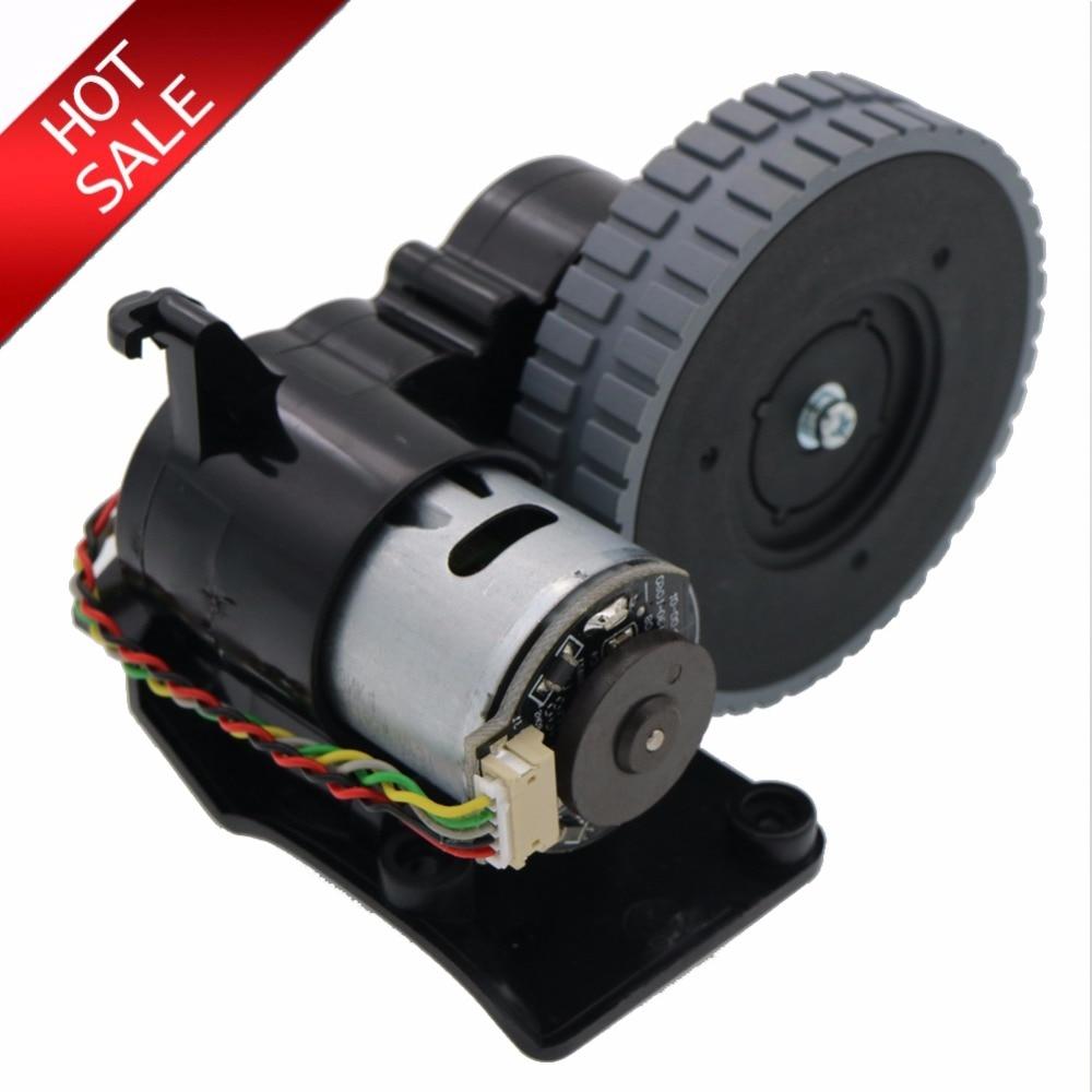 Original Right Wheel Robot Vacuum Cleaner Parts Accessories For Ilife A6 Robot Vacuum Cleaner Ilife A6
