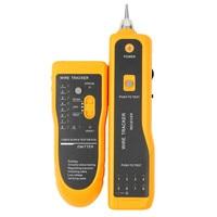 JW 360 Cat5 Cat6 RJ45 UTP STP Line Finder Telephone Wire Tracker Tracer Diagnose Tone Tool Kit LAN Network Tester