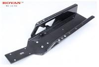 1/5 Масштаб RC автомобильная часть нового продукта карбоновое волокно Нижняя пластина шасси для Rovan HPI Baja 5b 5 t sc