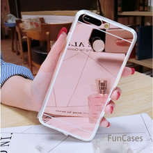 Flash Mirror Effect Soft TPU Case Voor Huawei P20 Pro P Smart Plus Honor Play 10 7A 7C 7X8 9 lite 5X 6X Mate10 Nova 2i 3i Cover(China)