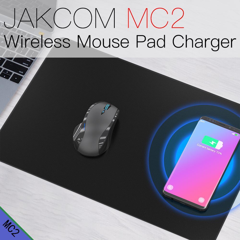JAKCOM MC2 Беспроводной Мышь Pad Зарядное устройство горячая Распродажа в Зарядное устройство s как power bank Зарядное устройство Каррегадор pilha 18650