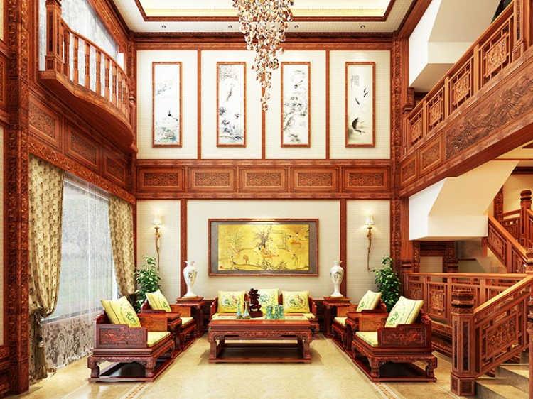 3 siedzenia Sofa łóżko palisander Carven smok salon bryczki salon z litego drewna Studio kanapie Padauk leżak chiński styl nowoczesny