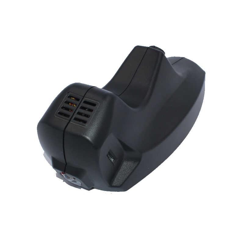 PLUSOBD Скрытая HD Видеорегистраторы для автомобилей специально для BMW E60 E61 E65 E66 X5 X6 E70 E71 Wi-Fi автомобильный видеорегистратор Камера g-сенсор с корпус из алюминиевого сплава