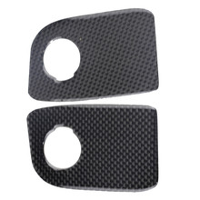 KODASKIN Motorcycle Real Carbon Stcker Decal fit for Vespa GTS 125 150 250 300 LH Left Brake Pump Cover stcker book