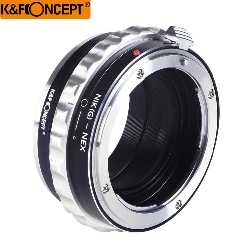 K & F CONCEPT Камера Линзаны орнату - Камера және фотосурет - фото 4