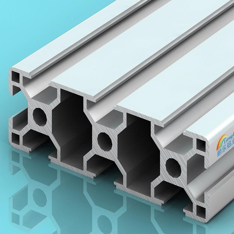 Der GüNstigste Preis Oem Aluminium Profil Extrusion Hotsale 30 Serie 3030 3060 3090 30150 Allgemein Verwendet In Montage Linie Rahmen Plattform 3090 SorgfäLtige Berechnung Und Strikte Budgetierung Möbel Rahmen