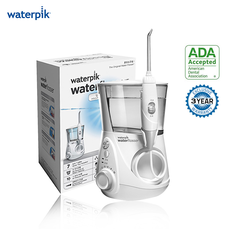 Waterpik WP 670 White Aquarius Pro Dental Water Flosser