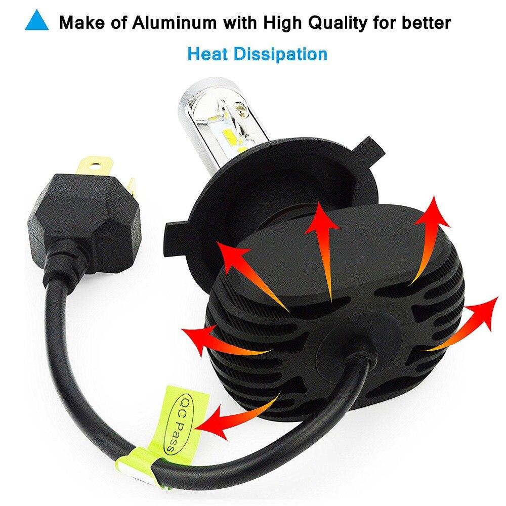 Mini COOPER R50 55 w xenon hid faible teinte dip faisceau ampoules phare projecteur paire