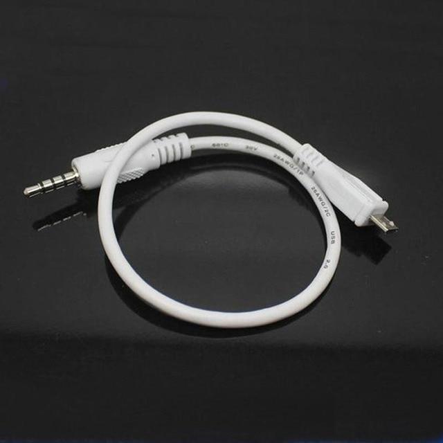 Micro Usb Jack 35 мм разъем аудио кабель 35 разъем наушников