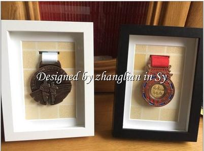 7 inches medal hanger medal display carrier medal