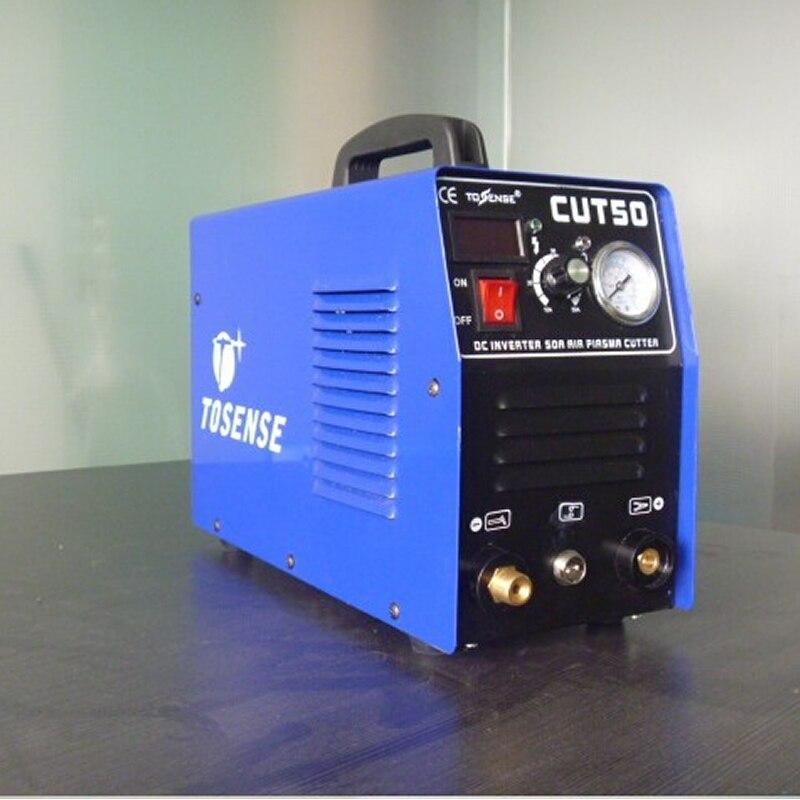 CAL Elektrische Plasma Cutter NEUE 50AMP CUT50 Digital Inverter