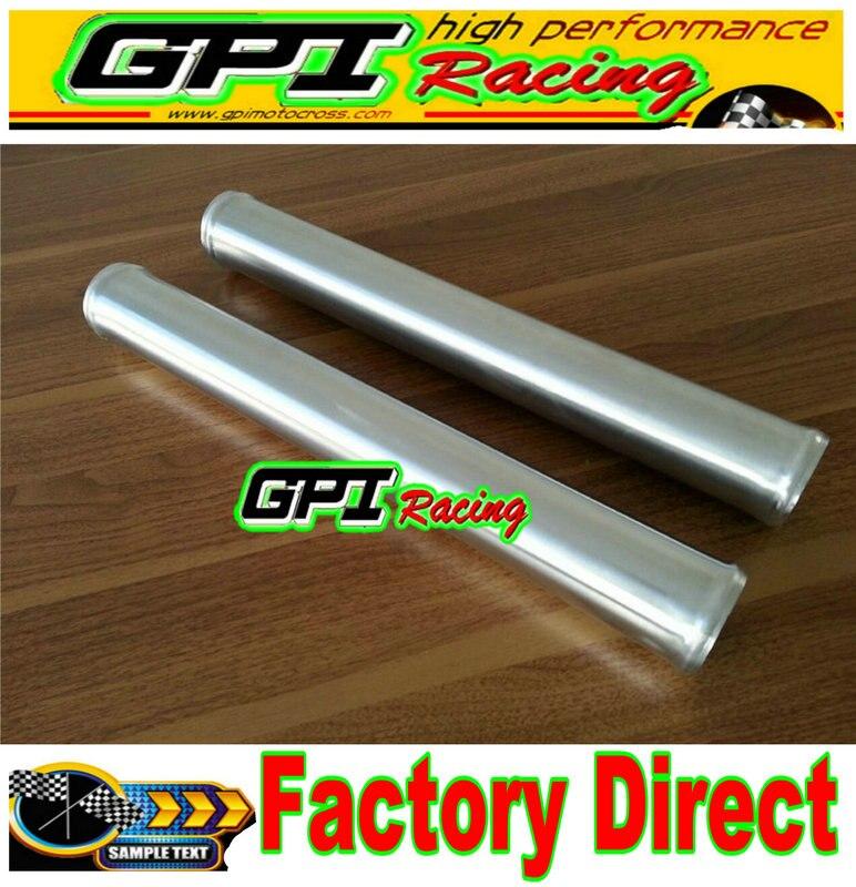 "1.5/"" Straight Aluminum Turbo Intercooler Intake Pipe Tube"
