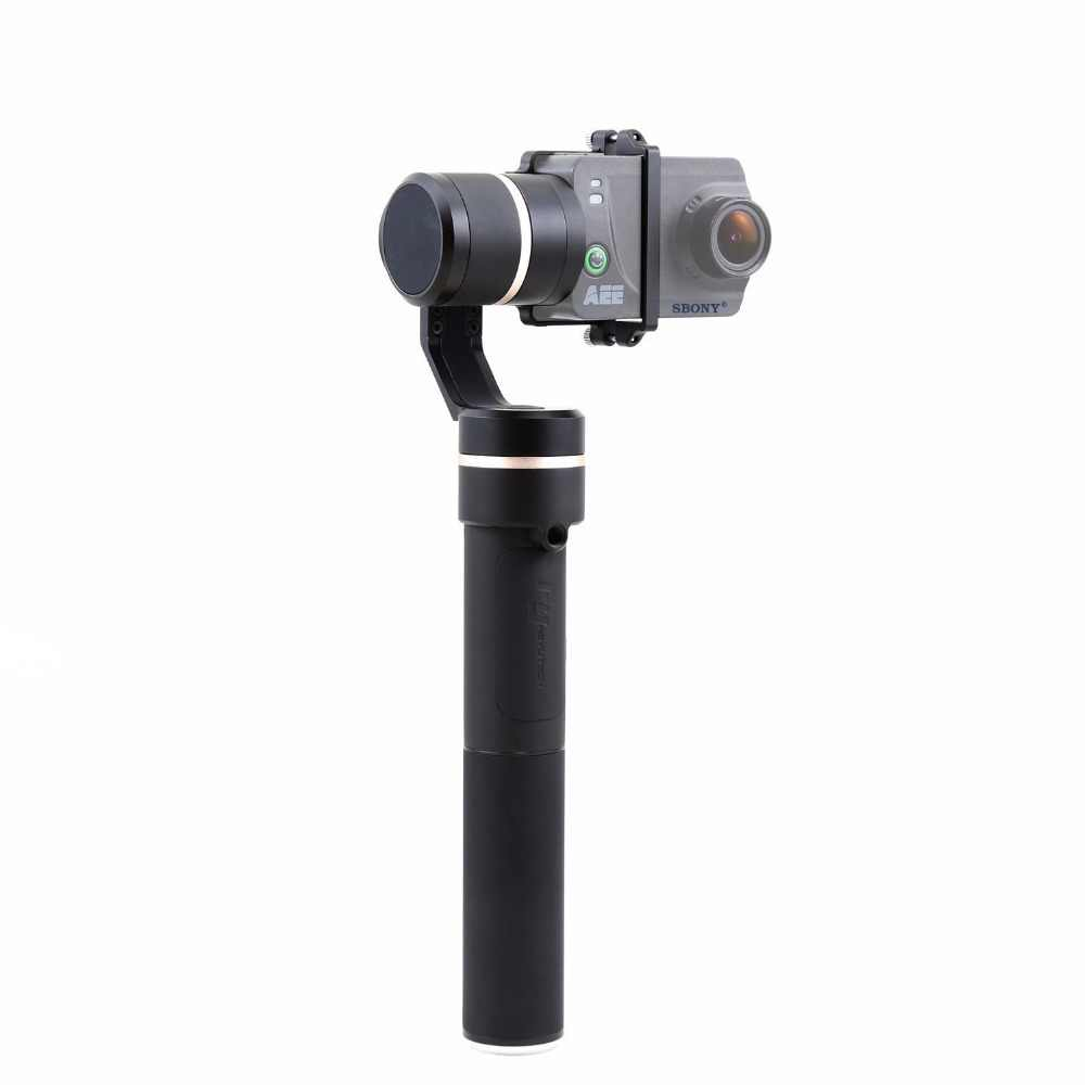 Feiyu Tech G5 ручной карданный 3-осевой Водонепроницаемый бесщеточный мотор для экшн-Камеры GoPro HERO спортивной экшн-камеры Xiaomi yi 4 k SJ AEE одна рукоятка стабилизатора