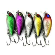 1.5g 3cm Lake Peche Fishing Tackle New 1pcs Mini Fishing Lures Crank Bait Bass Crankbaits Tackle Hooks 3cm/1.5g Free Shipping