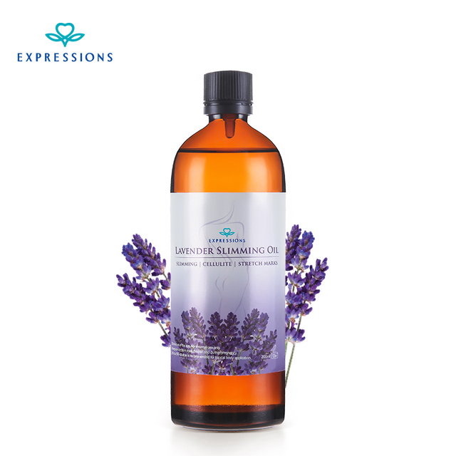 200ml Australia 100% Fragrance Lavender Oil Vitamin A Diffuser Essential Oil Aromatherapy Pure Glycerin Slimming Massage Oil