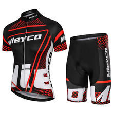 2019 Summer Cycling Clothing Jersey Set Roupa Ciclismo Bicycle Clothes Man Quick Dry MTB jersey Bike