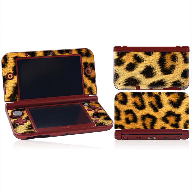 Free Drop Shipping So beautiful beauty newest vinyl decal skin stickerfor NEW 3DS LL XL 2015 PLUS #TN-NEW3DSLL-0146