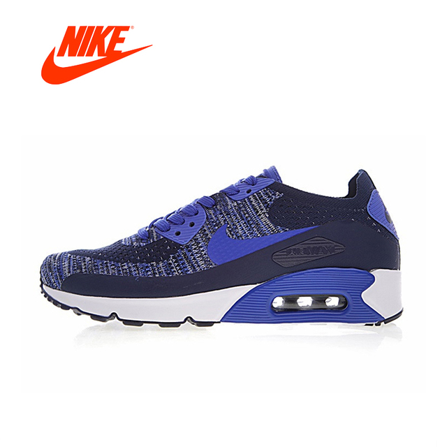 3c8a1aa5f06 NIKE Air Max 90 Ultra 2.0 Flyknit boutique Men s Running Shoes Classic shoes  outdoor anti-slip sneakers homens New Arrival