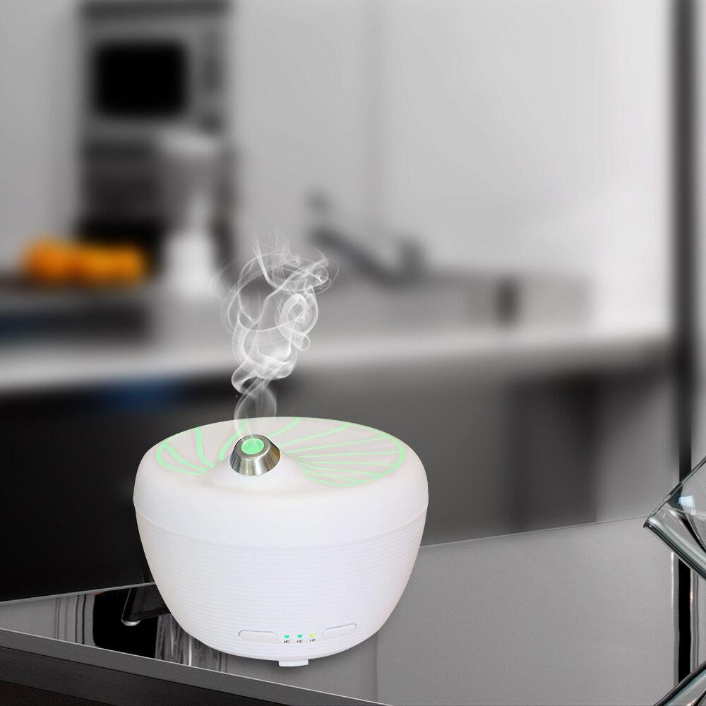 USB Aroma Diffuseur d'huiles essentielles Humidificateur à ultrasons - Appareils ménagers - Photo 4