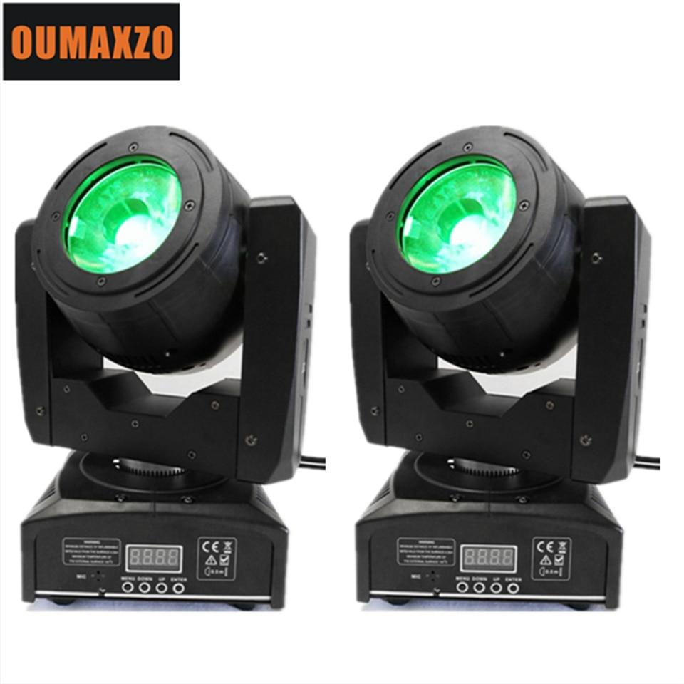 DMX Channels Control 60W LED Beam Moving Head Light For Stage led disco lights dmx rgbw 60w beam new led moving head light DJ
