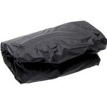 БАРБЕКЮ Сад Патио водонепроницаемый защитный брезент обложки anti-dust анти-солнечного газа Барбекю Гриль Протектор (Черный)