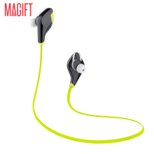 Magift5 Sports Running Gym Bluetooth V4.1 Stereo Earphone Wireless Headphones with Mic for mobile phone iOS iPhone7 6 6S Android