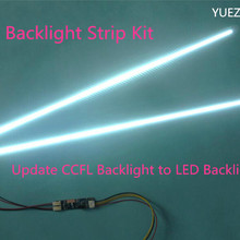 Lamp-Strip-Kit Your-15inch Adjustable Led-Backlight CCFL 325mm Update Lcd-Screen Brightness