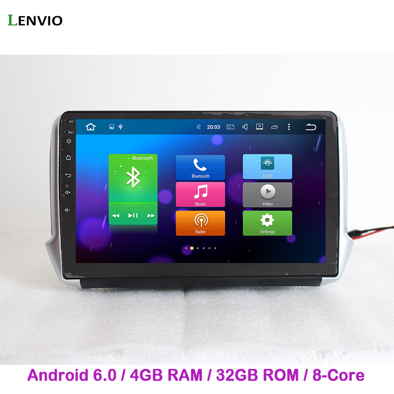 Lenvio 4GB 32GB Octa Core 2 Din Android 8 0 CAR DVD GPS Navigation Player For