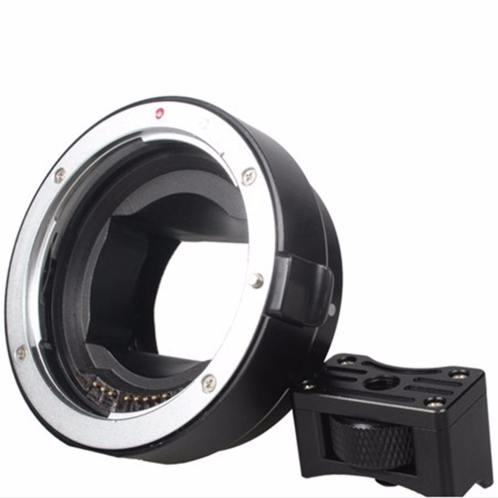 Hot Sale Lens Adapter Camera Lens AF Adapter For Canon EOS EF EF-S For Sony NEX E-mount