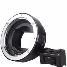 Hot Sale Lens Adapter Camera Lens Commlite AF Adapter For Canon EOS EF EF-S For Sony NEX E-mount