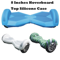 Hoverboard Silicone Case Cover Shell Waterproof And Dustproof Protector For 8 Inches Mini 2 Wheels Smart