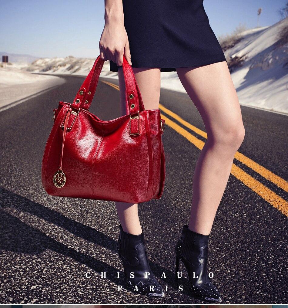 Jenama Terkenal Designer Handbags Berkualiti Tinggi Asli Kulit Wanita - Beg tangan - Foto 6