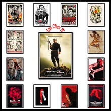 Quentin Tarantino Inglourious Basterds White Coated Paper posters Wall Pictures For Living Room Home Decor