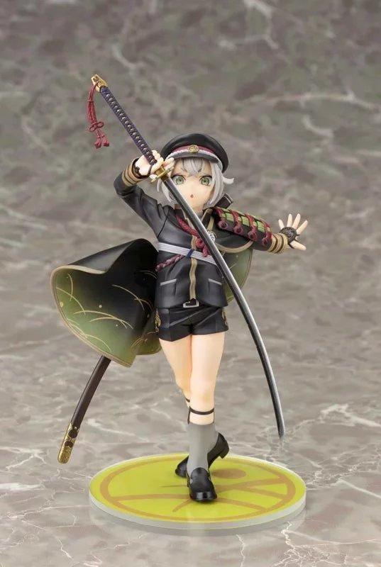 Touken Ranbu Online Figure Hotarumaru ARTFX J Mikazuki Munechika GSC Nendoroid PVC Action Figures Model Toys 1