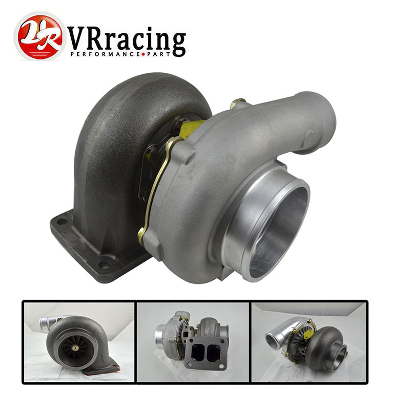 VR RACING TURBO T04Z T70 T4 flange A R 84 A R 0 70 OIL cold