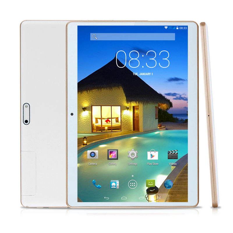10 Inch Android Tablet PC Tab Pad 2GB RAM 32GB ROM Quad Core Play Store Bluetooth 3G Phone Call Dual SIM Card 10 Phablet d101 hd 10 1 android 4 4 quad core dual 3g tablet pc w 2gb ram 16gb rom white