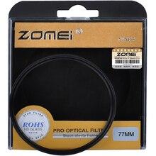 ZOMEI фильтр со звездами+ 4 точек касания+ 6 точек касания+ 8 баллов для цифровой зеркальной камеры Canon Nikon DSLR Камера объектива 52/55/58/62/67/72/77 мм