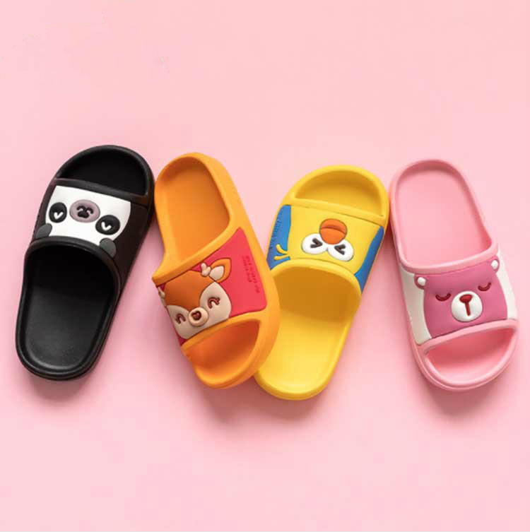 Baby Kids Girls Boys Girls Slippers Toddler Water Children Flip Flops Barefoot Child Animal Shoes Swimming Summer For Kids Baby