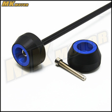 Free delivery For KAWASAKI ZX-6R 2008-2015  CNC Modified Motorcycle drop ball / shock absorber