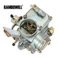 Rambowill 1600cc Motor Kamann Ghia Carburador Coche Accesorios Del Coche Se Ajusta Para Volkswagen Escarabajo Estupendo Beetle1971-1979