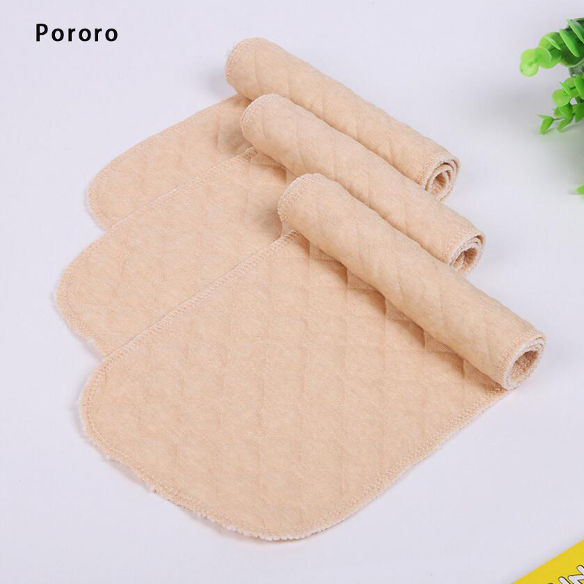 5pcs/lot  Fold Water Cotton Washed Gauze Diapers Adult Cotton Diapers Baby Breathable Cotton Dedicated Diapers Menstrual pad D50