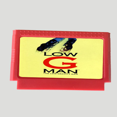 Top Quality Game Cartridge 60 Pins 8 Bit Integrated Game Card Better Than Bean Card — Low G Man