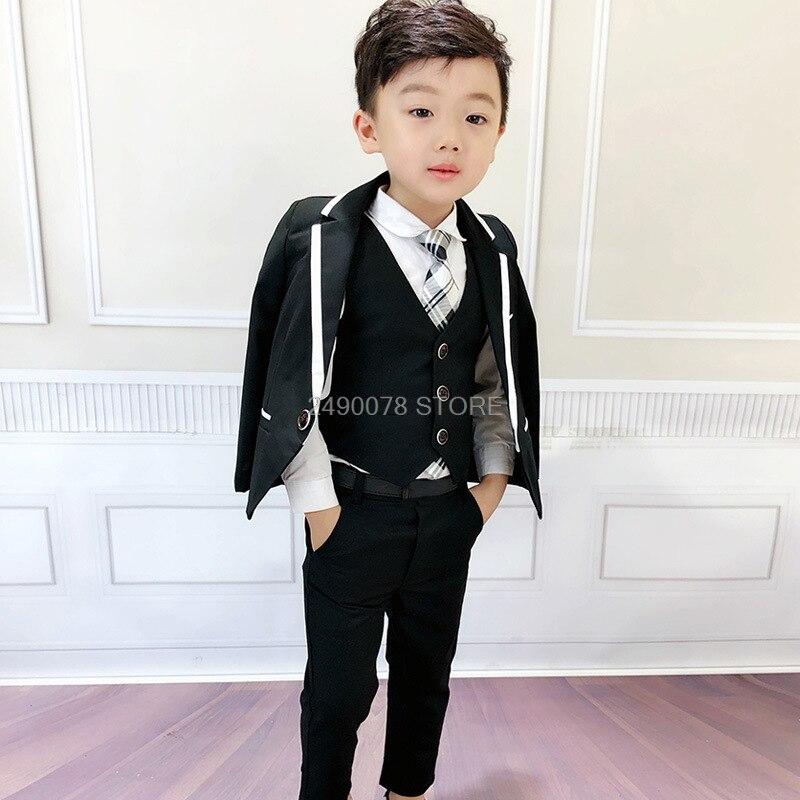 top fashion amazon cheapest price Mega Sale #38cd - Flower Boys Tuxedo Suit For Wedding Kids ...
