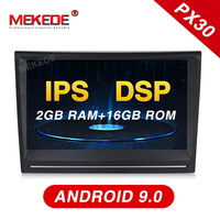 Mekede DSP IPS 82din android 9.0 Car multimedia Player Navigation GPS DVD for Porsche 911 987 997 Cayman Boxster Auto radio